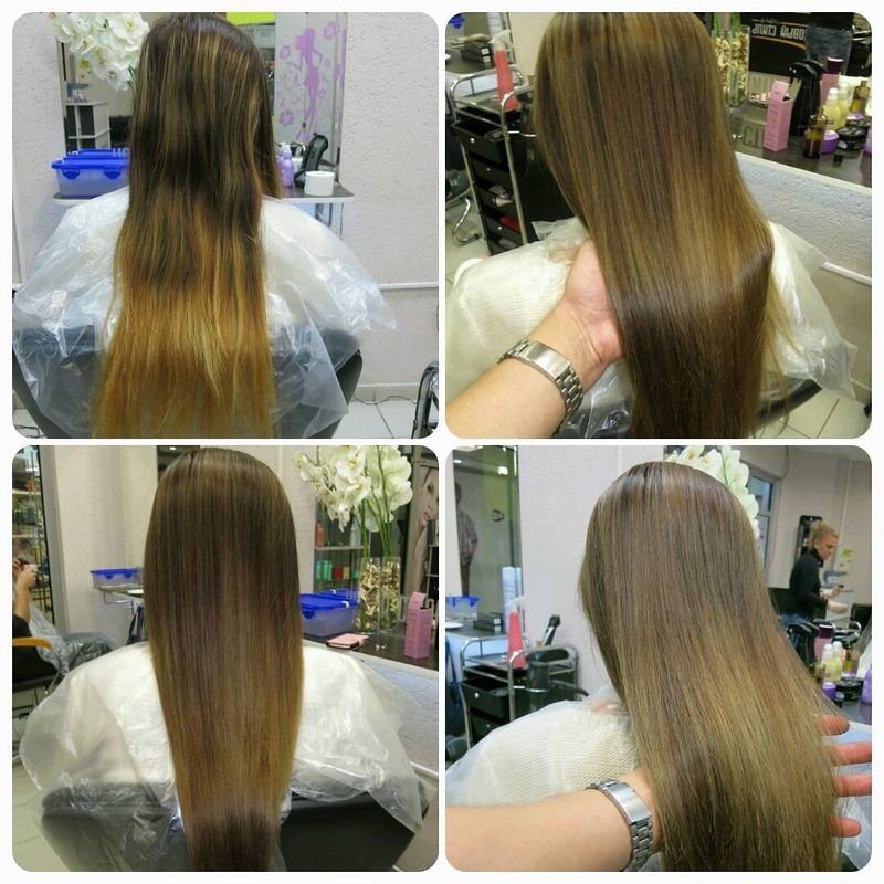 Как сделать тонирование волос дома