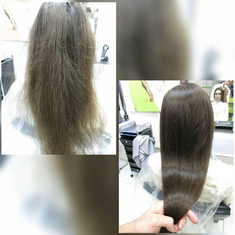 Как восстановить повреждённые волосы в домашних условиях 75