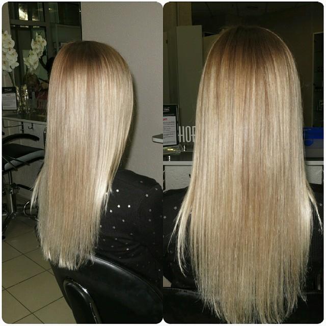 Тонировка для волос без аммиака