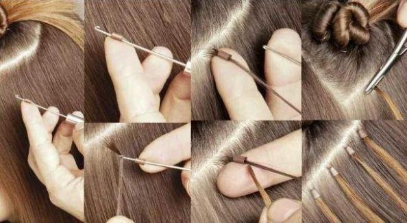 Минск наращивание волос цены