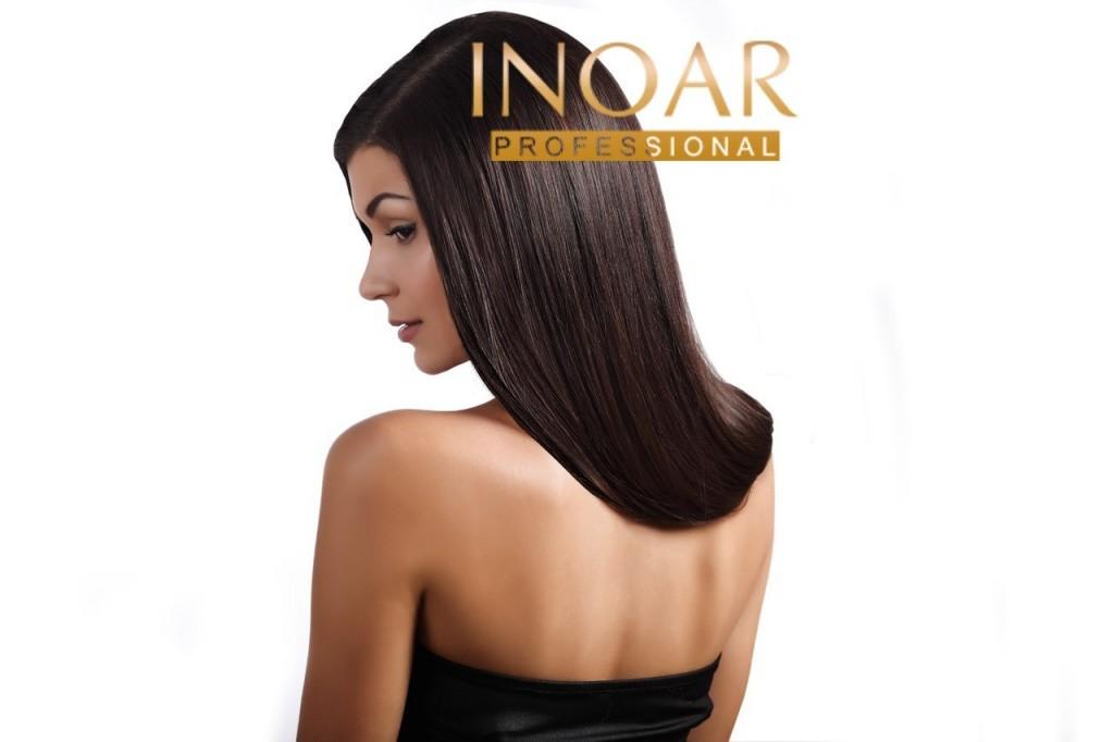 """Кератиновое выпрямление волос """"Inoar"""" всего от 15 руб."""